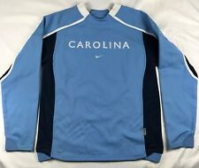 Vintage Nike Team Mens Medium North Carolina Tarheels UNC Crewneck Sweatshirt
