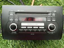 2007-2010 SUZUKI SX4 XM SATELLITE RADIO 6 CD CHANGER MP3 OEM