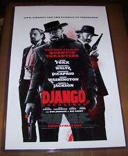Quentin Tarantino Django Unchained 11X17 Movie Poster