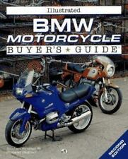 BMW Motorcycle Illustrated Buyer's Guide