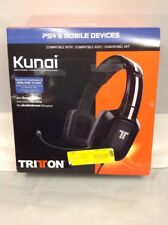 Tritton Kunai Stereo Headset PlayStation 4 & Mobile Devices RACK#9