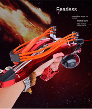 Professional Dual-use Integrated Fish Bow Slingshot Shooter Dart Infrared Sight