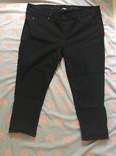 Plus Size Jeans 3X Skinny Jegging Black career pants