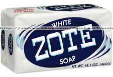 ZOTE High Quality WHITE LAUNDRY SOAP Safe For Delicate WHITENING 14.1oz Bar 1c