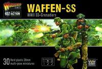 German Waffen SS (plastic) - Bolt Action