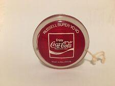 Genuine Russell Coca cola Super Reflector Yo Yo