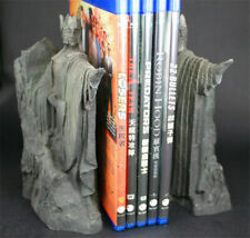 THE LORD OF THE RINGS/HOBBIT LOTR THE GATES OF GONDOR ARGONATH BOOKENDS STATUE