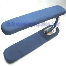 DOUBLE SIDED SLEEVE IRONING BOARD WITH PAD & COVER