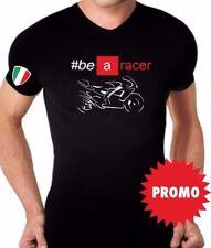 T-shirt maglia per moto Aprilia RS 250 BE A RACER tshirt RS250 maglietta