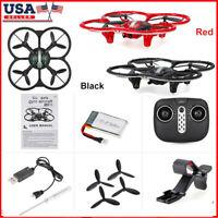 YH 720P Camera Wifi FPV RC Drone 2.4G 4CH 6-Axis Gyro G-Sensor RTF Quadcopter US