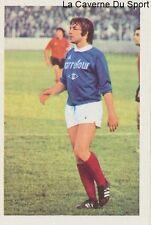 N°236 ROGER WICKE # CS.SEDAN STICKER AGEDUCATIF FOOTBALL MATCH 1973