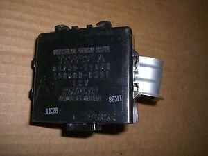 08-12 SCION XB 89769-12030 SUSPENSION TPMS TIRE PRESSURE SENSOR MODULE CONTROL