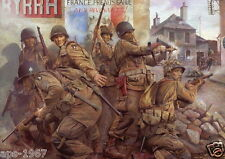 Easy Company 101st Airborne Normandy Carentan large poster D-Day