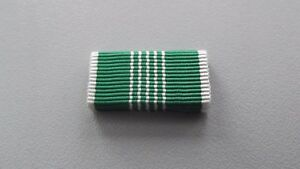 (A14-310) US Orden Army Commendation Medal Bandspange Deutsches-System