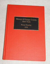 All-name index to Russel Headley's 1908 History of Orange County, New York 1993