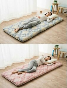 Japanese Three Layers Mattress Single Salute Antibacterial Deodorized Japan EMS