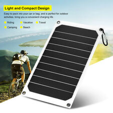 Waterproof Portable 10W 5V USB Solar Panel Module USB Battery Cell Phone Charger
