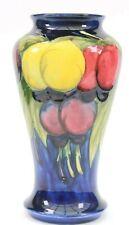 Antique Willian Moorcroft Wisteria Vase Circa 1920