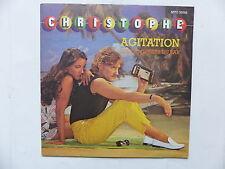 CHRISTOPHE Agitation / Les tabourets du bar mto 55008