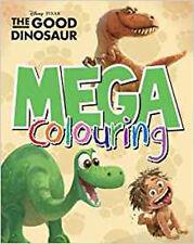 Disney Pixar the Good Dinosaur Mega Colouring, New, Parragon Books Ltd Book