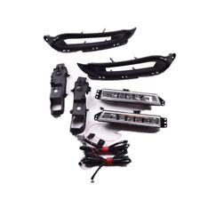 Daytime Running Light DRL Streamer Turn Signals for Honda HR-V HRV Vezel 2014-18