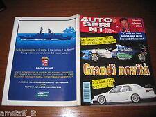 AUTOSPRINT 1996/6=ALFA ROMEO 155=IMSA 24 ORE DAYTONA=BENETTON B196=