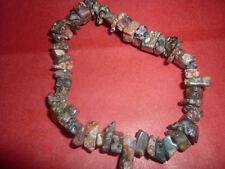 cristalloterapia BRACCIALE braccialetto DIASPRO LEOPARDO pietra cristallo wicca