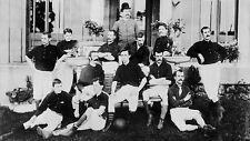 Arsenal FC Fútbol Squad equipo Foto 1888 Vintage Foto 7x4 Pulgadas, volver a imprimir