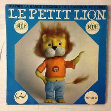 DISQUE 45T B.O EMISSION TV ORTF - LE PETIT LION