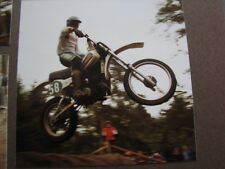 Photo Yamaha 250 #58 Jan Pieter Bessels Motocross Lochem (NED) 5 oktober 1980