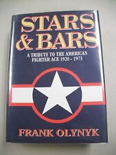 """""""STARS & BARS"""" A TRIBUTE TO THE AMERICAN FIGHTER ACE 1920-1973 BY OLYNYK! FN/FN"""