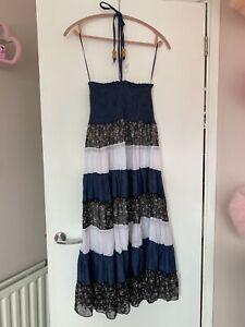 SELECT Summer beach style dress size M/L