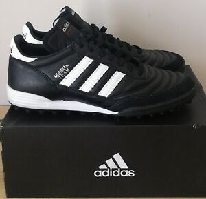 Adidas Mundial Team Football Boots Astro Turf Trainers Size UK 10.5 US 11