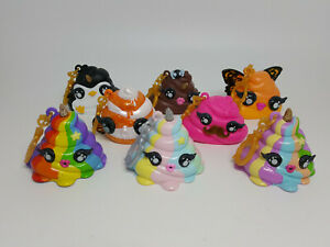 (No Slime) MGA Poopsie Tootsies Lot of 8 Mix Series Unicorn
