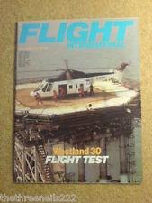 FLIGHT INTERNATIONAL - WESTLAND 30 - 10 July 1982
