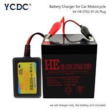 6 V Volt Sealed Lead Acid Rechargeable Battery Charger 5379203