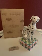 "Jim Shore ""Spot"" Dalmation figurine"