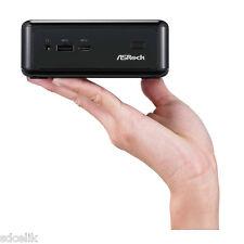 MINI PC: BeeBox Intel 4x 2,08GHz 2x HDMI Displayp 120GB SSD 4GB RAM WINDOWS 10