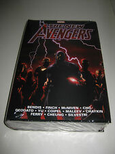 MARVEL OMNIBUS:VOL.1-THE NEW AVENGERS-HARD COVER-NEW IN ORIG.SHRINK WRAP-MINT!!