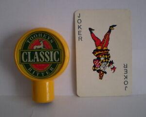 Australian beer tap top  - Tooheys Classic Bitter