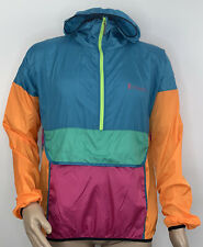 Cotopaxi Teca Technical Windbreaker Packable 1/2 Zip Size Men's M / Women's L