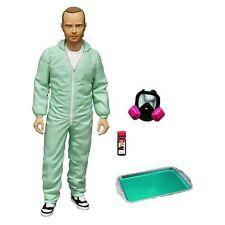 Breaking Bad Jesse Pinkman in Blue Hazmat Suit 6-Inch Action Figure, Aaron Paul
