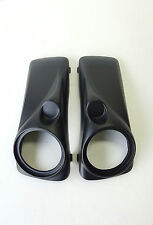 "1997-2013 8"" Inch Speaker Lids With Tweeter Harley Davidson Flh"
