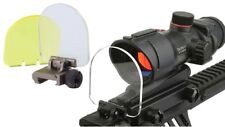 Schutzscheibe Linsenschutz Red Dot Picatinny Airsoft Softair Paintball Protector
