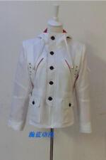 Kamen Rider Mach/Drive Mr. X Go Shijima White Jacket Coat Cosplay Costume C018