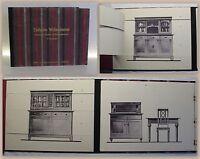 D. Maile & Co. Nürnberg Wandlungsbuch Katalog um 1930 Wohnzimmer 1. Ausgabe xz