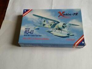 Xotic 72 Aviation  USK 1/72  Imam I.M.A.M Ro 43 1/72 Regia Aeronautica
