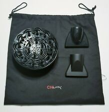 "Chi Air Hair Dryer Accessories, Hair Diffuser, 2 Nozzle Concentrators 3"" & 3.5"""