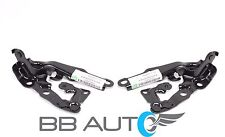NEW HOOD HINGES SET PAIR RH & LH STEEL FOR 07-11 TOYOTA CAMRY TO1236151 / 152