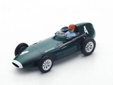 Spark Model 1:43 s4872 Vanwall VW5 F.1 #4 Winner Belgian GP 1958 Tony Brooks NEW